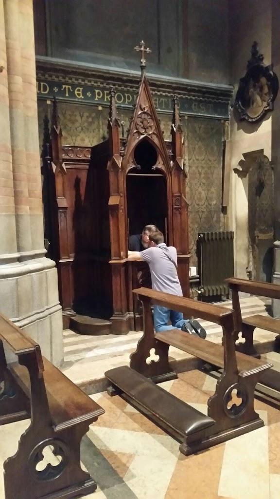 Pielgrzymi z Castellammare w Rzymie, 8 czerwca 2016 - IMG-20160608-WA0008.jpg