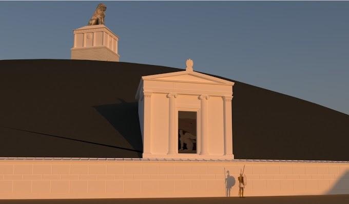 Αμφίπολη: Επισκέψιμο στα μέσα του 2022 το ταφικό μνημείο -ΦΩΤΟ- ΒΙΝΤΕΟ.
