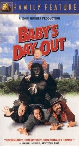 Một Ngày Của Bé - Baby's Day Out (1994)