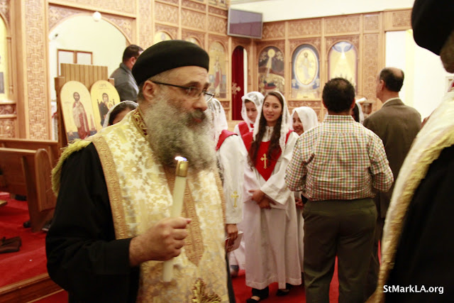 Rites of receiving Fr. Cyril Gorgy - _MG_0976.JPG