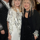 WWW.ENTSIMAGES.COM -     Liz Brewer and Elizabeth Emanuel      at      Steps To The Future - fundraiser at The Hurlingham Club, London November 28th 2014Charity gala evening in aid of Walking With The Wounded and the Restoration of Appearance & Function Trust.                                                   Photo Mobis Photos/OIC 0203 174 1069