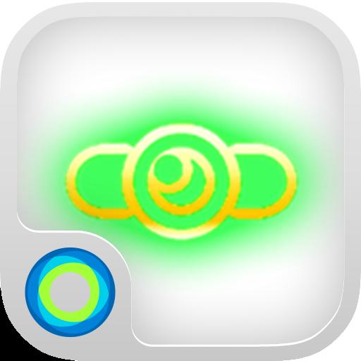 Glowing Wonder - Hola Theme 工具 App LOGO-APP開箱王