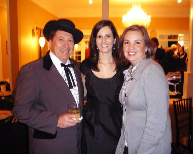 Photo: Our very own Rett Butler, aka Pat Wylie!