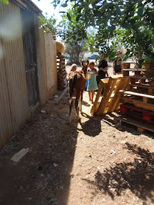 Other Ways We Help - Gypsy Camp 4 Estradas