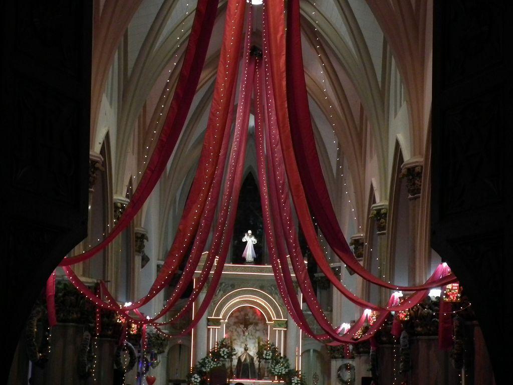 St.Mary's Church, Shivaji Nagar, Bangalore (Christmas 2010)