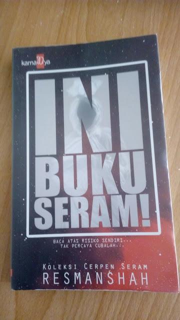 Ini Buku Seram! Oleh Resmanshah