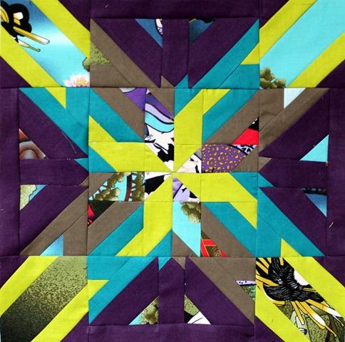 Dervish Quilt Block