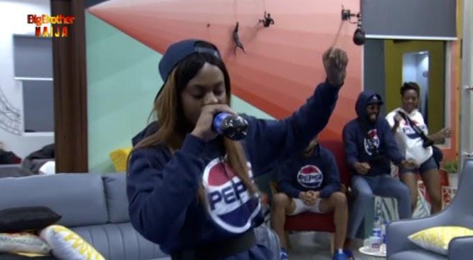 BBNaija 2019: Jackye Wins Pepsi 'Know Da Lyrics' Challenge