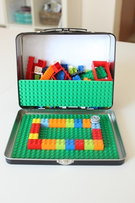 Lego Travel Kit