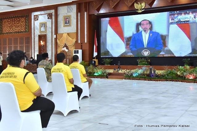 Target 14 Medali Emas, Atlet Kalsel Siap Berangkat ke Papua