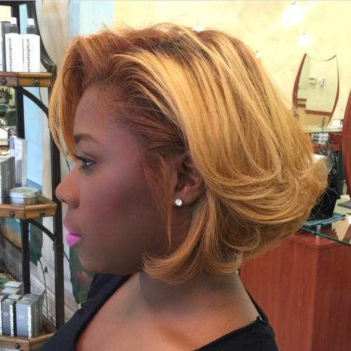 black ladies in 2017-Bob for african american hairstyle 6