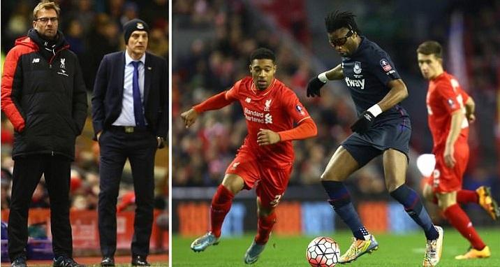 Liverpool 4-1 West Ham Video Highlights