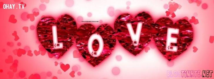 Ảnh bìa facebook về tình yêu, ảnh bìa Facebook ý nghĩa, đẹp và độc