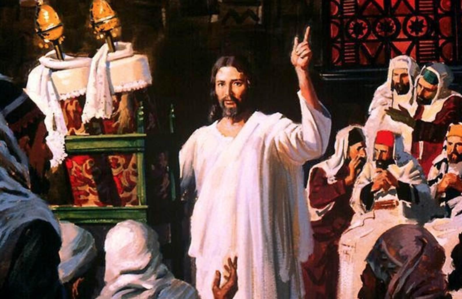 Đức Giêsu về quê