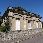 Château de Méréville : fabrique du parc, écuries anglaises ?