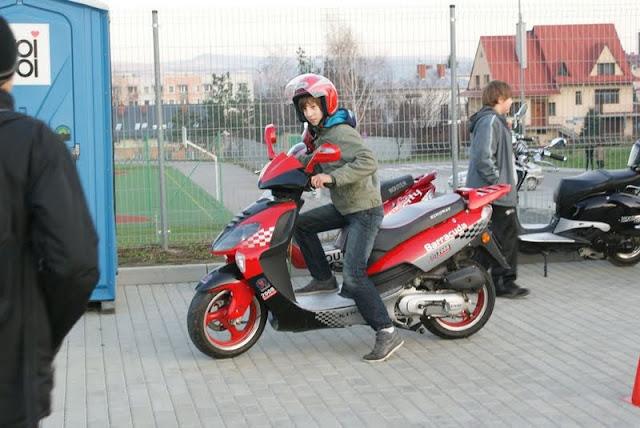 Karta motorowerowa Egzamin praktyczny - DSC01393_1.JPG