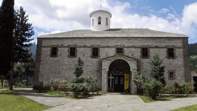 Άγραφα - Άγιος Δημήτριος