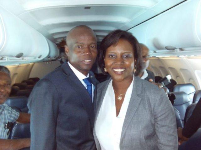Mundo: Acribillaron a tiros al Presiente de Haití y su esposa Martine Moise  esta en estado delicado.
