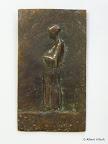 Schwangere, Bronze 1983