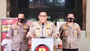 Diduga Penusuk Ustad Ali Jaber Dibebaskan, Kadiv Humas Polri : Itu Berita Hoax