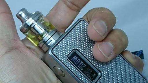 DSC 3754 thumb%255B3%255D - 【RTA】「BROV「HAND H+ PLUS」 ハンドプラス」マルチタンクアトマイザーレビュー!コスパよし、フレーバー重視のバーチカルコイルRTA【味重視/タンク/VAPE/電子タバコ】