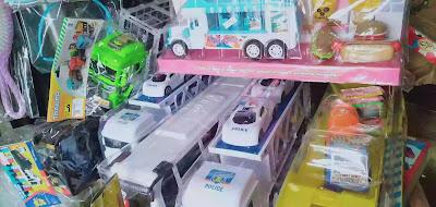 Pusat mainan terlengkap di Wanayasa