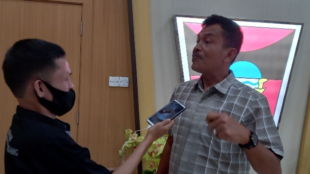 Helmi Moesim Desak Partai Pengusung Kirim Nama Untuk Isi Kekosongan Wakil Wali Kota Padang.