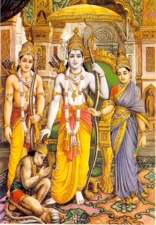 Lord Rama, Gods And Goddesses 6