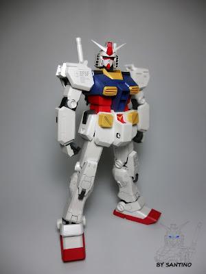RX-78-2 ver.Ka de 【JUNE】 DSCN1111