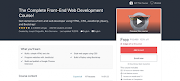 The Complete Front-End Web Development Course | 100% Off