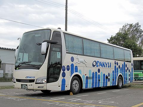 小田急シティバス「フローラ号」