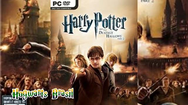 Há exatamente 10 anos atrás era lançado o jogo Harry Potter e as Relíquias da morte parte 2