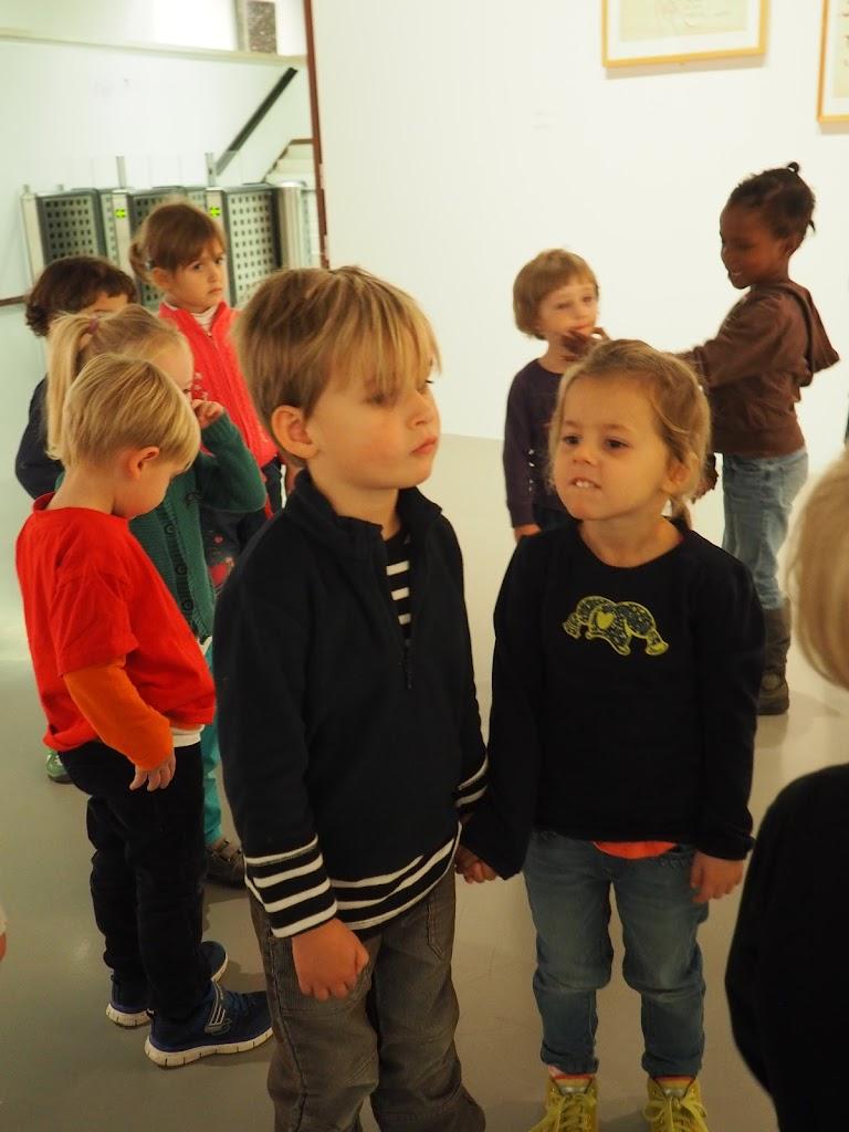 Leefgroep 1 ging naar het museum. - PA200070.JPG