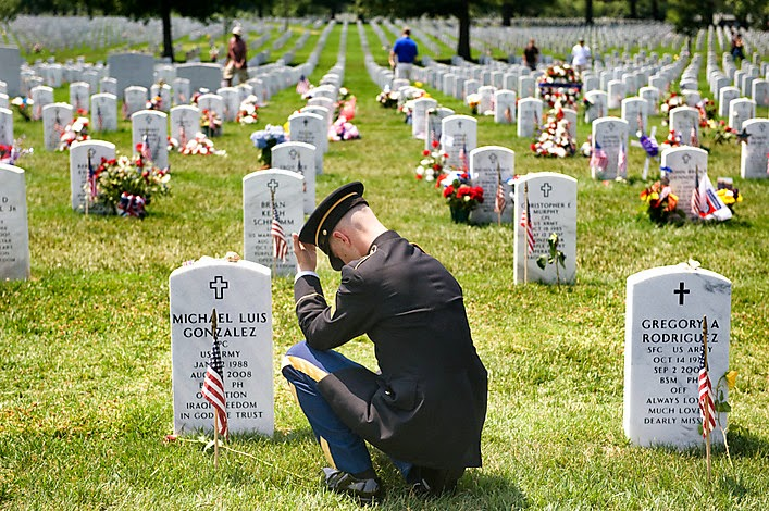 Memorial Day isn't for shopping sprees
