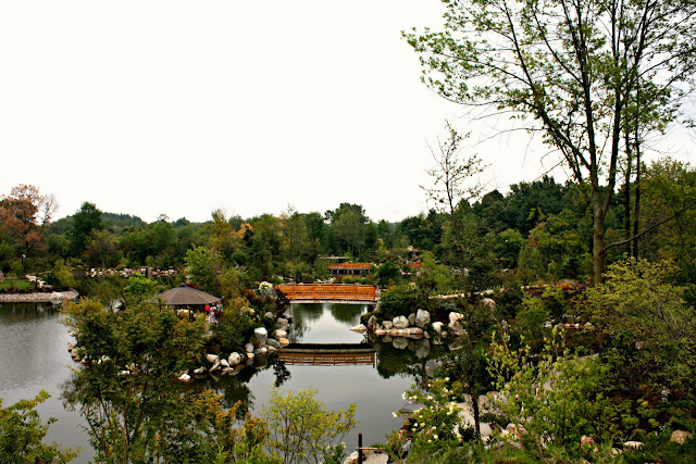 Peace and Serenity Prevail at Frederik Meijer Gardens and Sculpture Park's New Japanese Garden