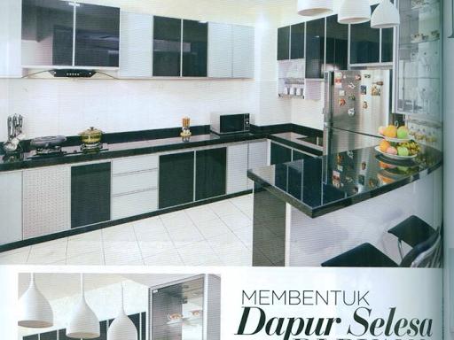 Kabinet Dapur Taiping Kamunting Making New Kitchen Cabinet And