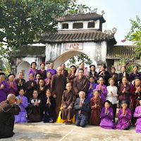 [DCQD-1203] Chuyến thăm miền Bắc 2011 - Chùa cô Tịnh Bản, Bắc Ninh (24/11/2011)
