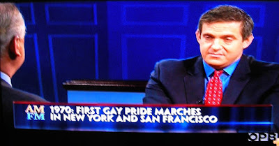 Marc Solomon on PBS TV program 2016 talking about gay marriage activism