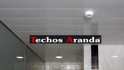 Precios Falsos Techos Aluminio Madrid