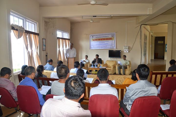 One Day Workshop on Science for Nation Building
