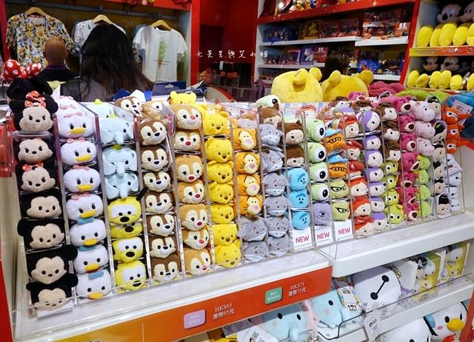 3 香港機場 迪士尼奇妙店 買達菲熊免進迪士尼樂園