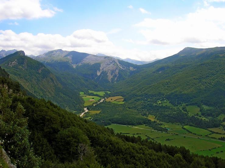 Un paseo por las nubes de Los Pirineos.. Los%2BPirineos%2B2014%2B086