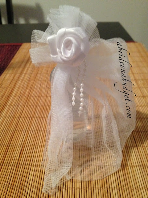 vodka wedding favors