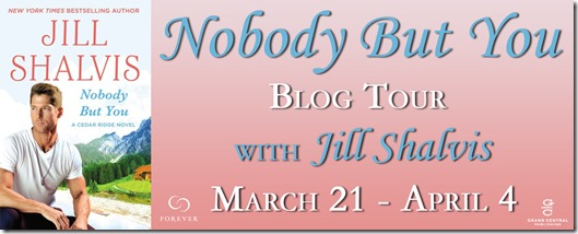 Nobody But You blog tour