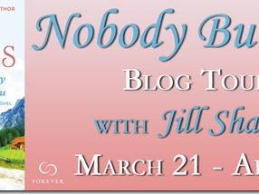 Blog Tour: Nobody But You (Cedar Ridge #3) by Jill Shalvis + Teaser, Excerpt, Q & A, and GIVEAWAY