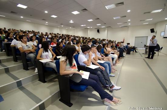 Educação forte: Estrutura da Ufersa Angicos e curso de Engenharia entusiasmam estudantes da Região do Sertão Central