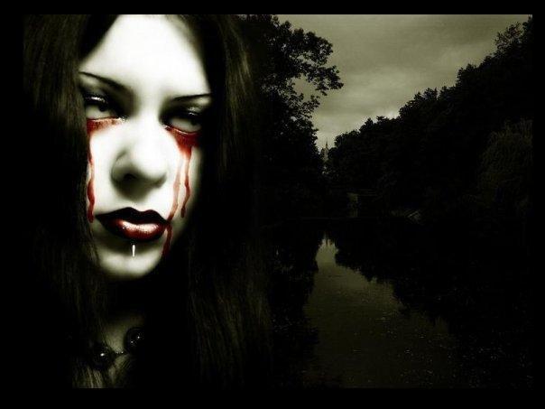 Dark Wiccan, Bloody