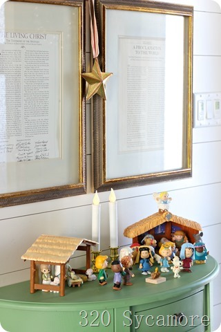children's manger scenes