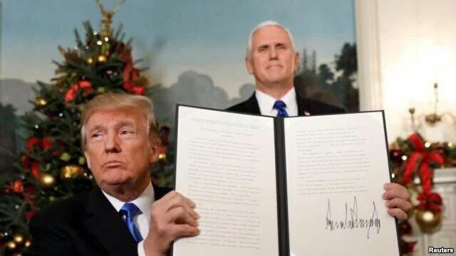PBNU Kecam Langkah Donald Trump Akui Yerusalem Jadi Ibu Kota Israel