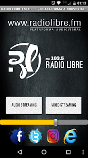 Radio Libre 103.5- screenshot thumbnail